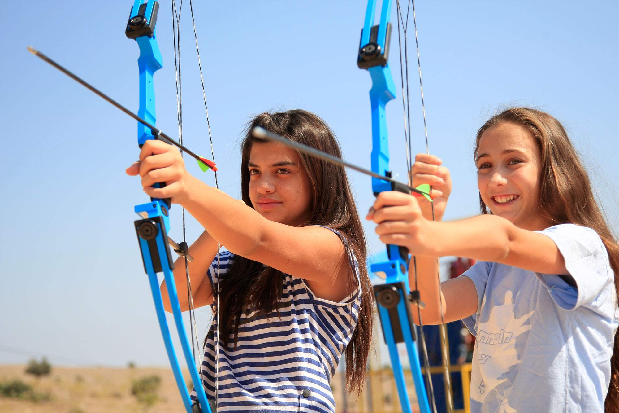 Archery at Jordan River Village